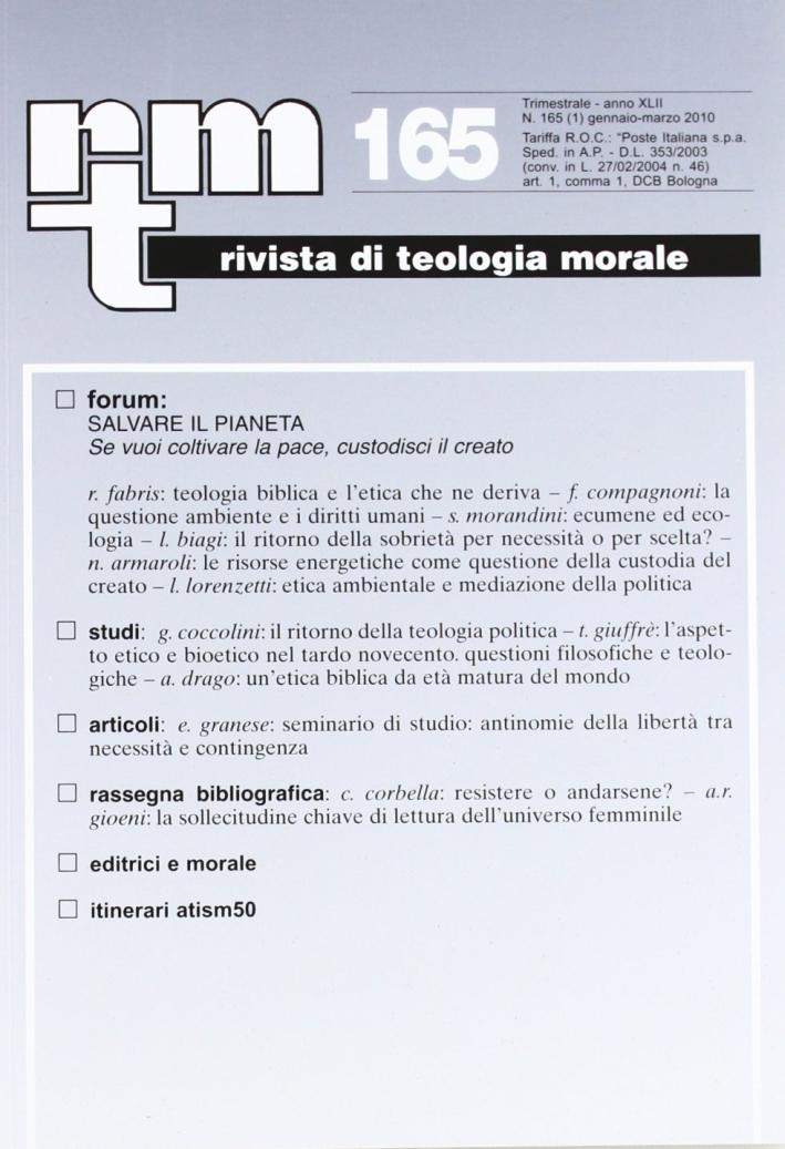 Rtm. Vol. 165