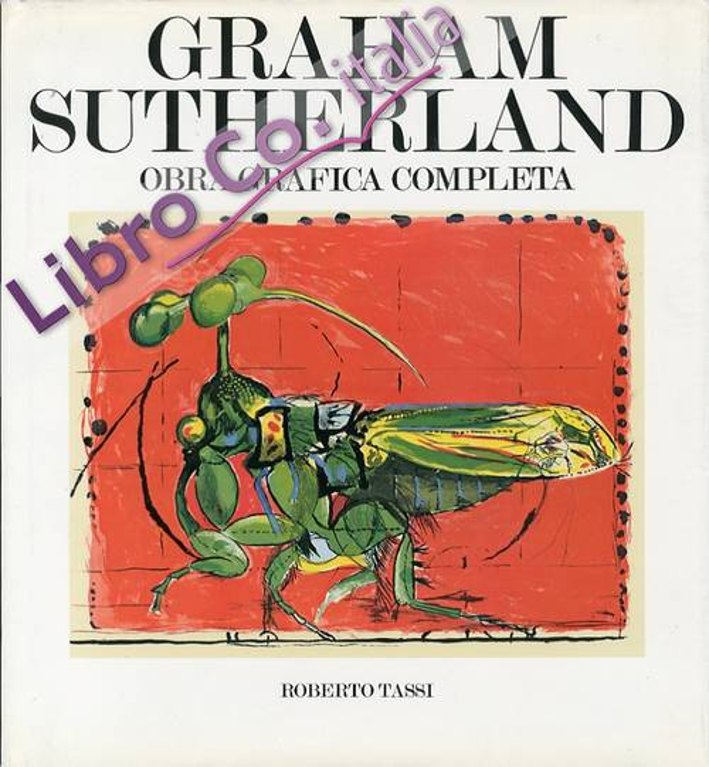 Graham Sutherland. Obra grafica completa