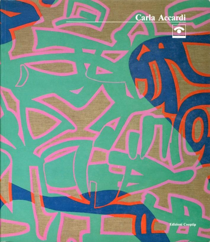 Carla Accardi - Modena Galleria Civica, 1989
