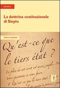La dottrina costituzionale di Sieyès