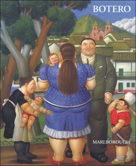 Fernando Botero. Paintings