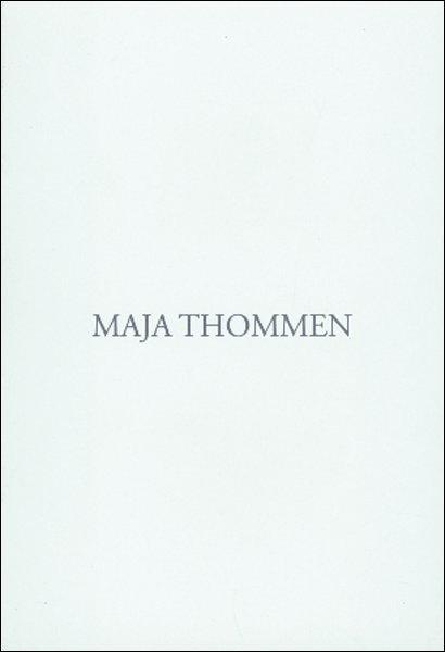 Maja Thommen.
