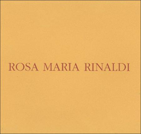 Rosa Maria Rinaldi.