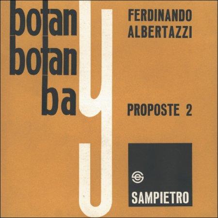 Ferdinando Albertazzi. Botanybotanybay. Racconto