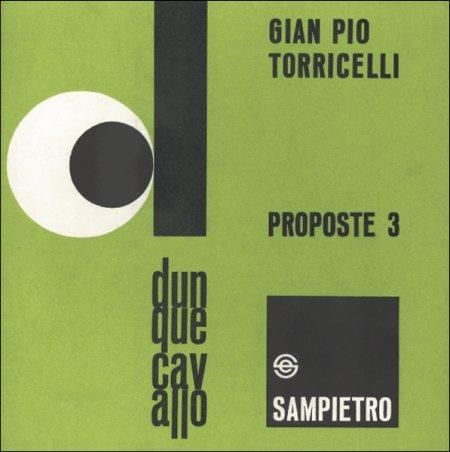 Gian Pio Torricelli. Dunque cavallo