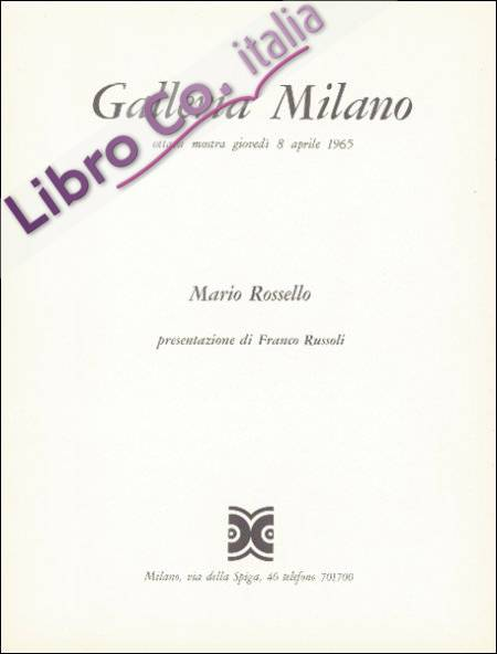 Mario Rossello