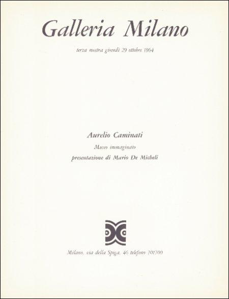Aurelio Caminati. Museo Immaginario