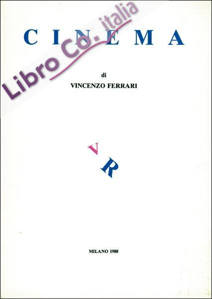 Vincenzo Ferrari. Cinema