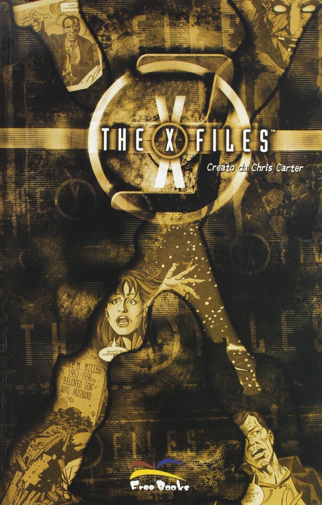 The X-File. Vol. 3
