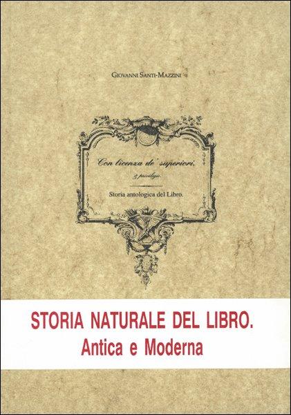 Storia antologica del libro.