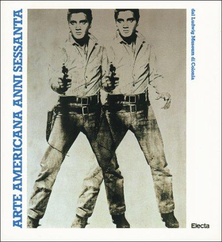Arte americana anni Sessanta dal Ludwig Museum di Colonia