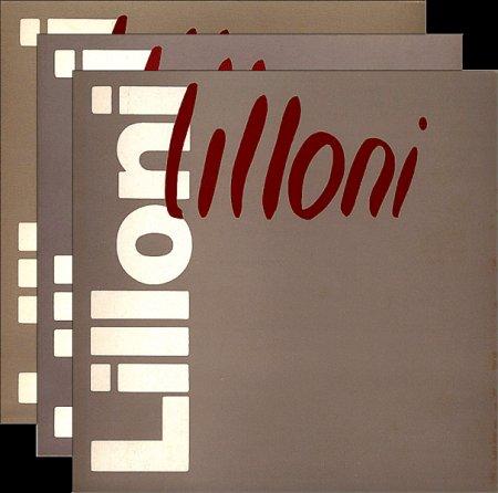 Lilloni. Catalogo Generale delle opere. Tre volumi