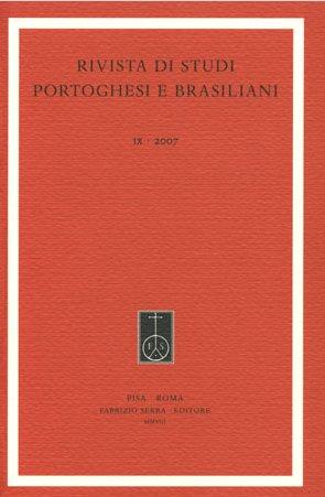 Rivista di studi portoghesi e brasiliani. 8. 2006
