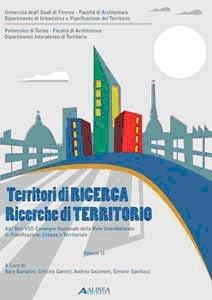 Territori di Ricerca. Ricerche di Territori. Vol. 2