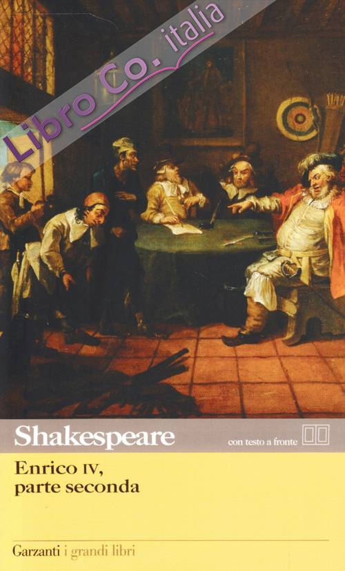 Enrico IV. Parte seconda