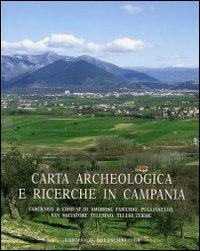 Carta Archeologica e Ricerche in Campania. Vol. 15/4: Comuni di Amorosi, Faicchio, Puglianello, San Salvatore Telesino, Telese Terme.