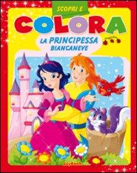 Colora la principessa. Ediz. illustrata