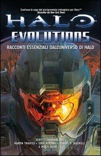 Halo evolutions. Racconti essenziali dall'universo di Halo.