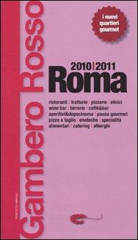Roma del Gambero Rosso 2010-2011