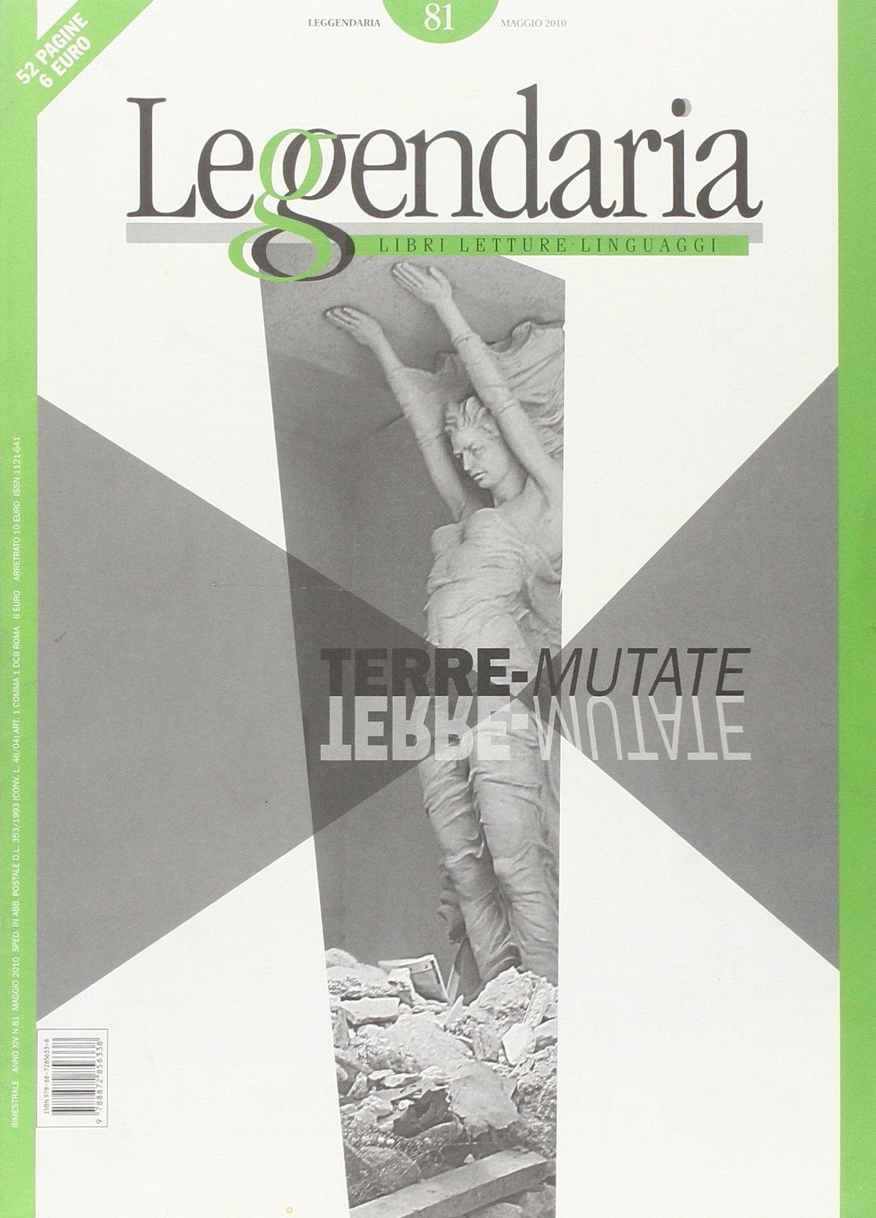 Leggendaria. Vol. 81: Abruzzo