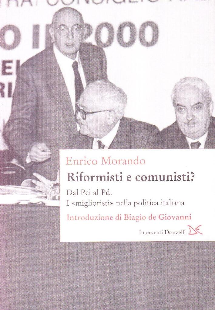 Riformisti e comunisti. Il