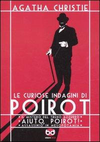 Le curiose indagini di Poirot: Il mistero del treno azzurro-Aiuto, Poirot!-Assassino in Mesopotamia