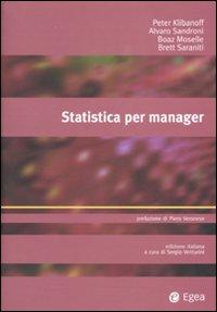 Statistica per manager.