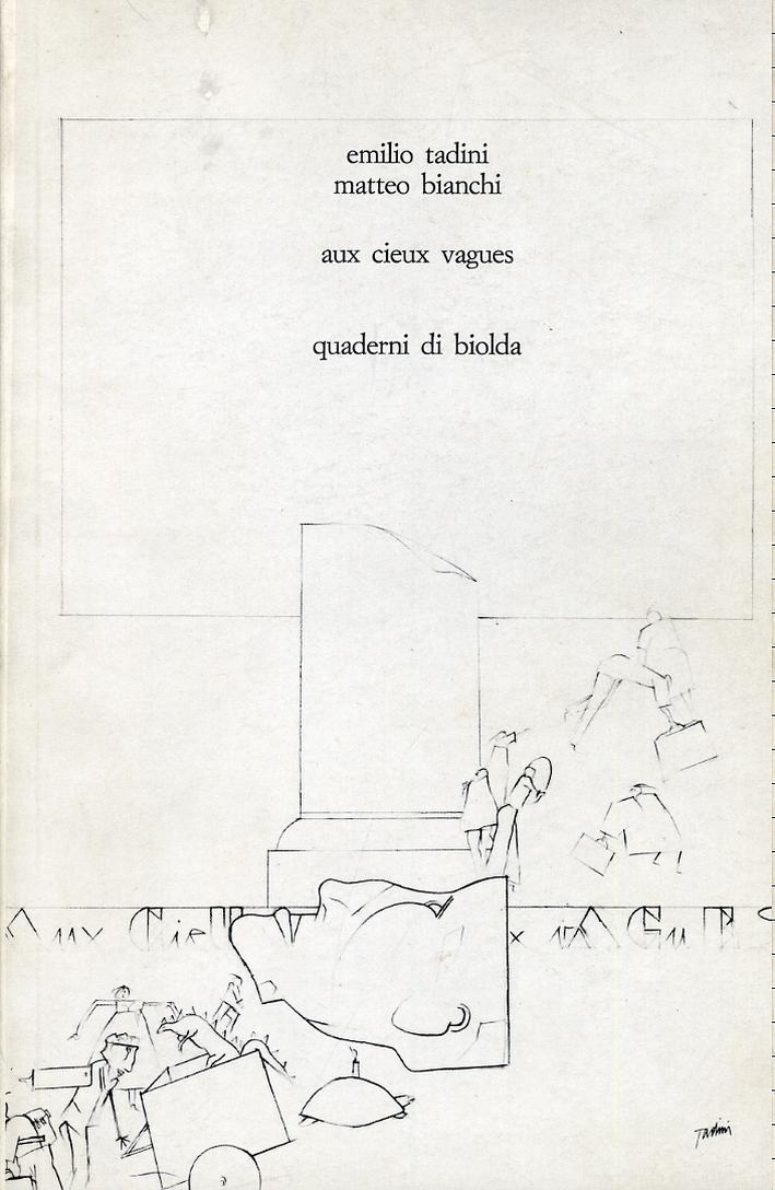 Quaderni di Biolda. Aux cieux vagues