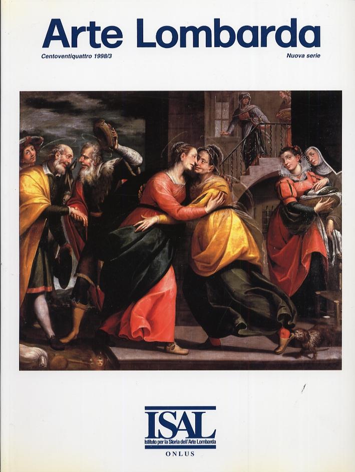 Arte Lombarda. Vol. 124