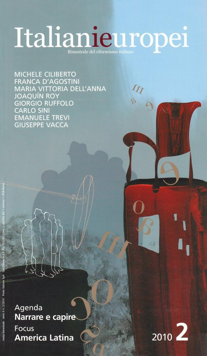 Italianieuropei. Bimestrale del riformismo italiano (2010). Vol. 2