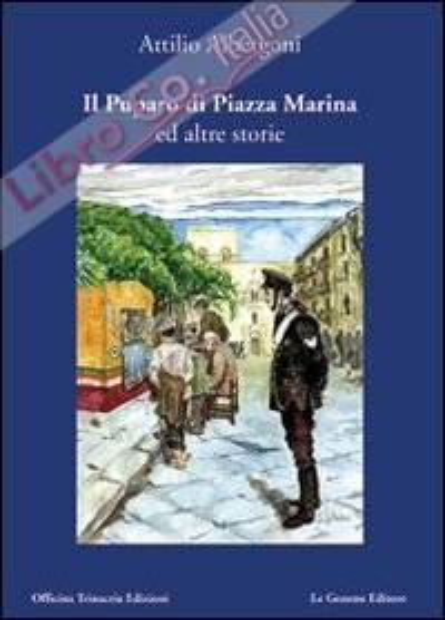 Il puparo di piazza Marina e altri racconti.