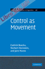 Control as Movement.