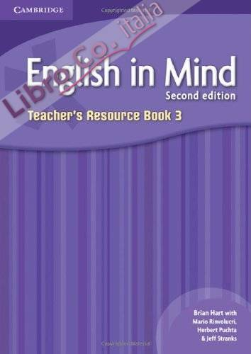 English in Mind Level 3 Teacher's Resource Book.