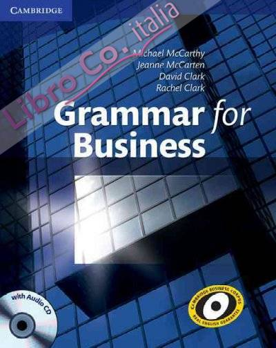 Grammar for Business with Audio CD.