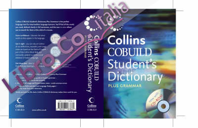 Collins cobuild student's dictionary plus grammar. Con CD-ROM