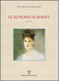 Le rondini di Manet. Poesie