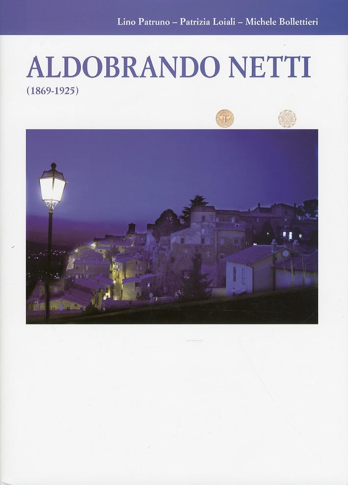 Aldobrando Netti (1869-1925)