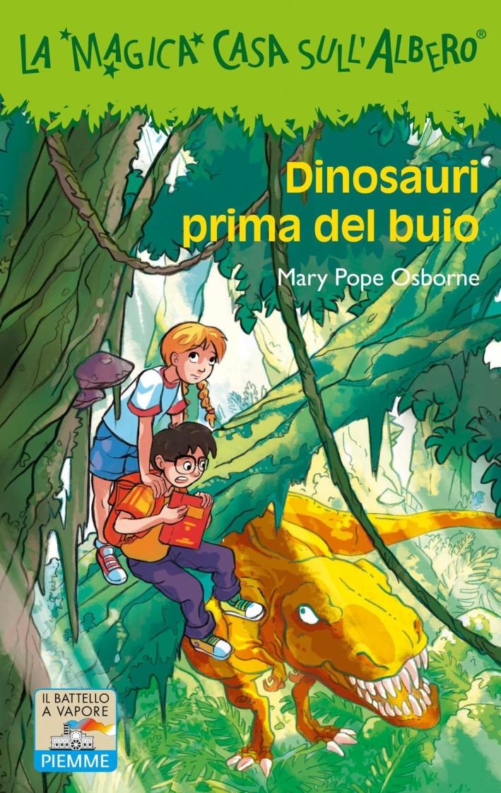 Dinosauri prima del buio