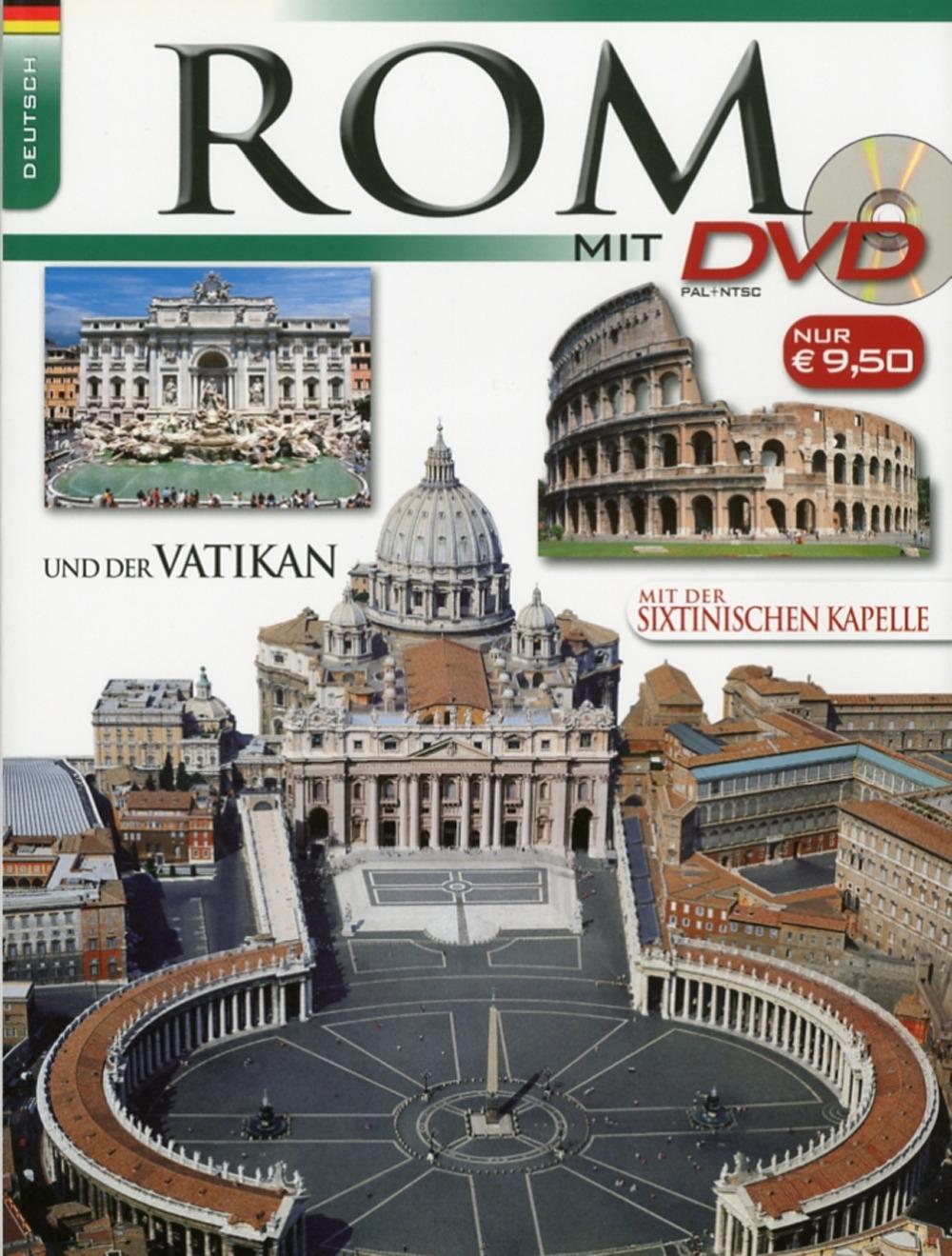 Roma und der Vatikan. Con DVD.