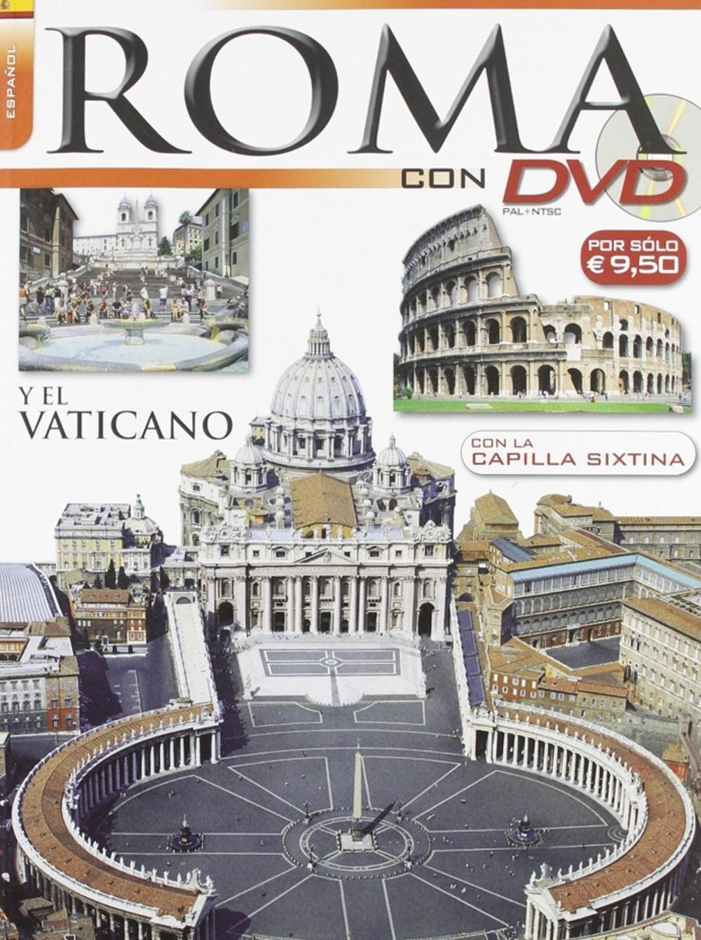 Roma. Ediz. spagnola. Con DVD