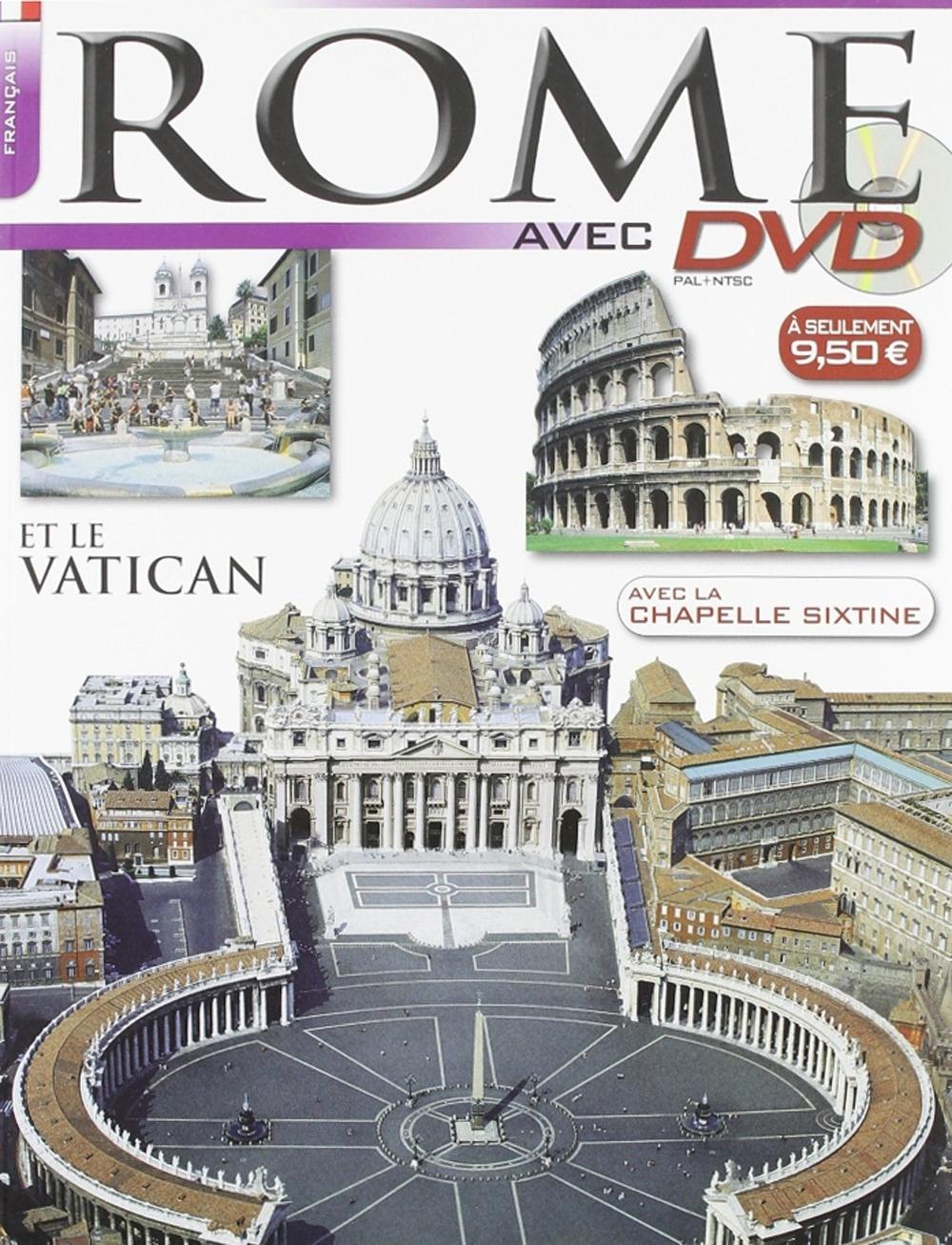 Roma. Ediz. francese. Con DVD
