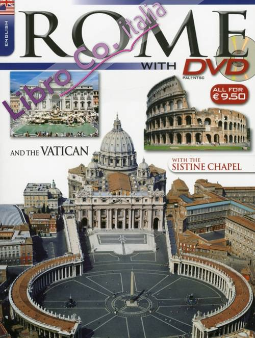 Roma and the Vatican. Con DVD. [English Ed.]
