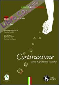 Ancora una semina. Costituzione della repubblica italiana. Con CD Audio