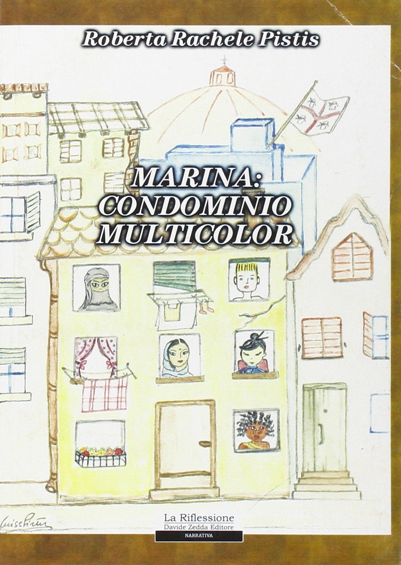 Marina: condominio multicolr.