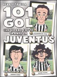 101 gol che hanno fatto grande la Juventus