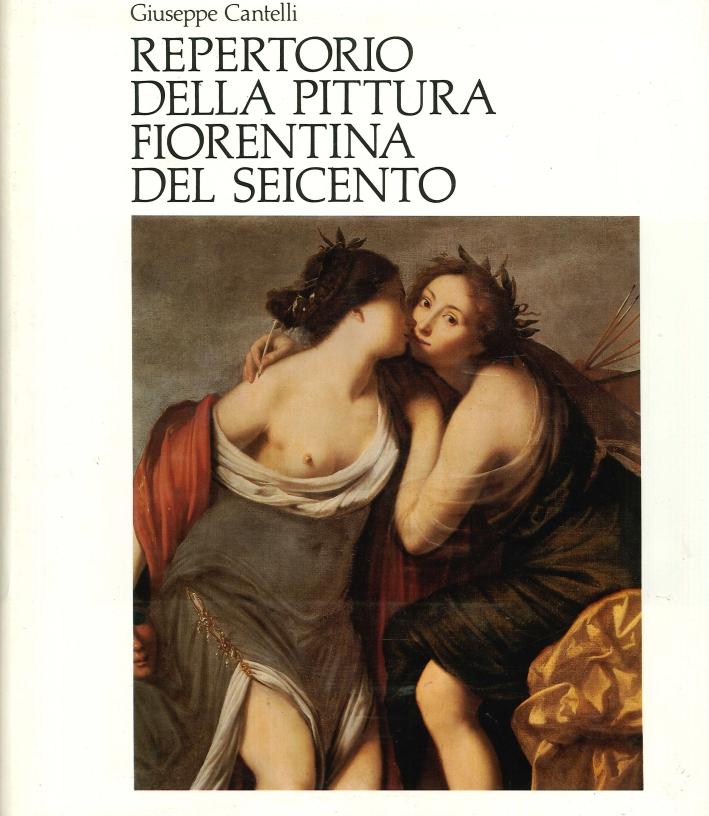 Repertorio della pittura fiorentina del Seicento