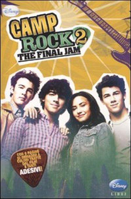 The final Jam. Camp rock 2.
