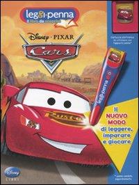 Cars. Leggipenna il libro da scoprire. Con gadget