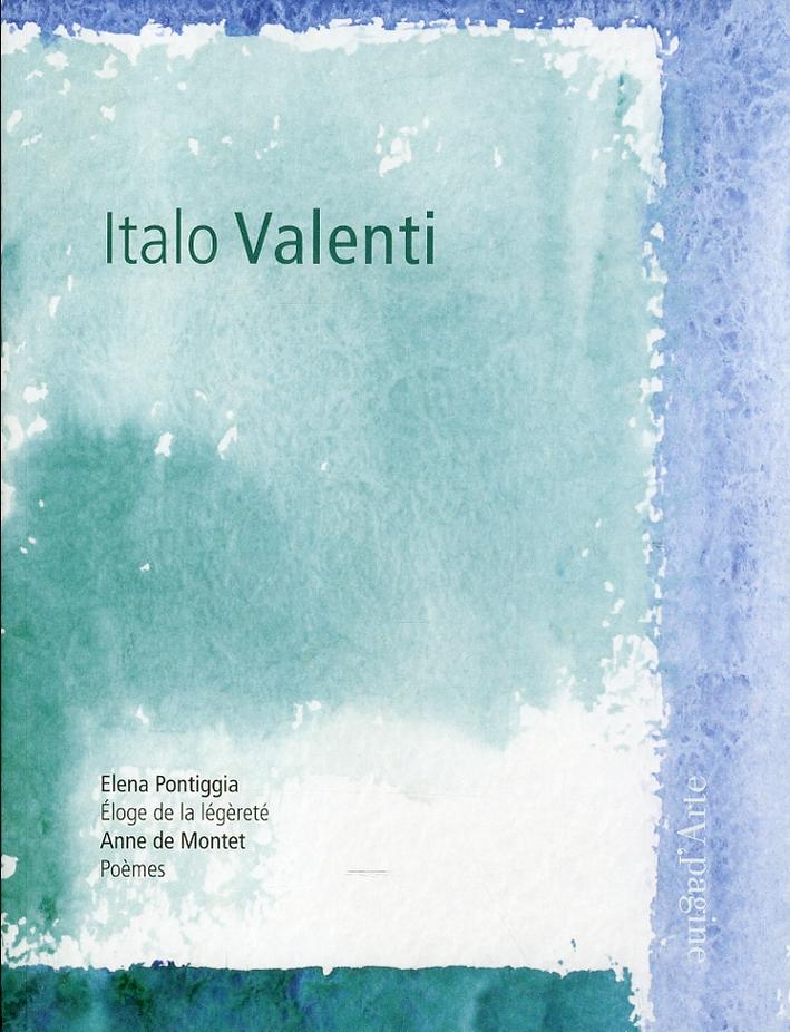 Italo Valenti. Disegni e acquarelli. Dessins et aquarelles.
