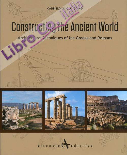 Constructing the Ancient World. Architectural Techniques of the Greeks and Romans